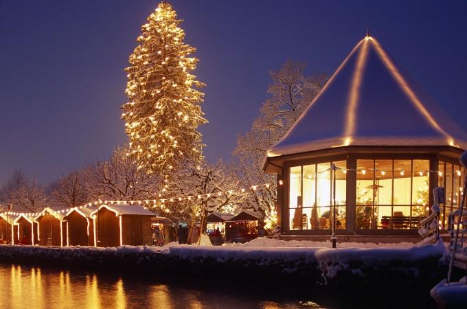 Weihnachtsmärkte in Bayern: Die idyllische Adventsregion Tegernsee